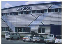 In 1988, new Kuroki Co.,Ltd.'s Production Plant was constructed.