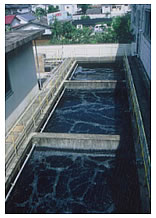 Production Plant waste water