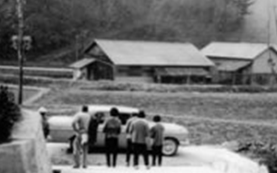 KUROKI Shokufu office and factory at established stage