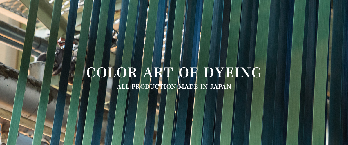 COLOR ART OF DYEING