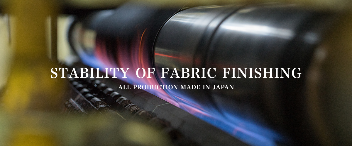 STABILITY OF FABRIC FINISHING